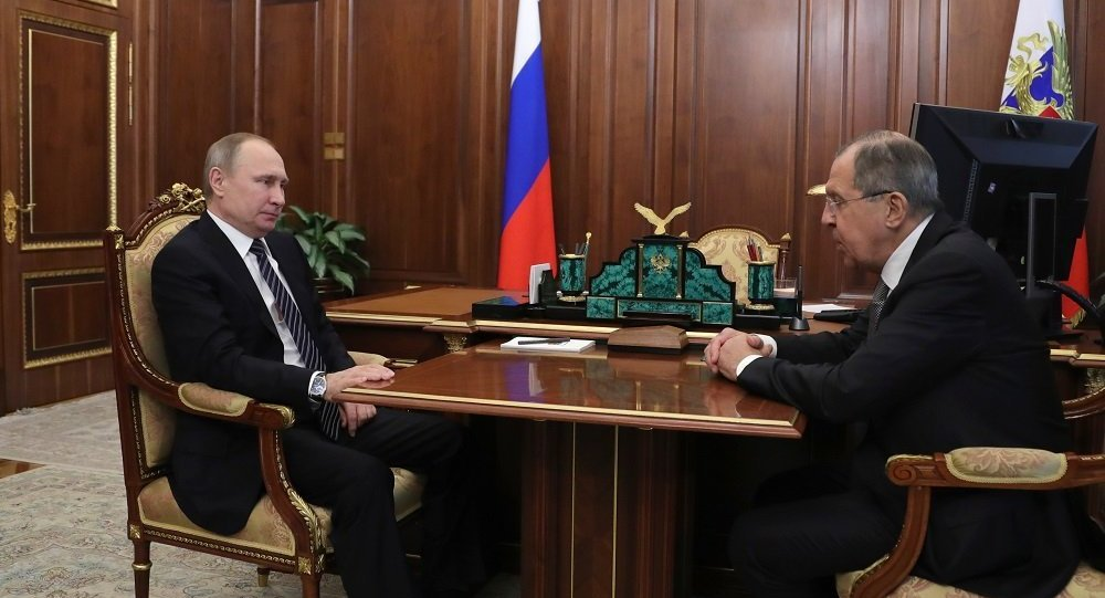 俄外长:俄关于建反恐阵线的倡议越来越受欢迎