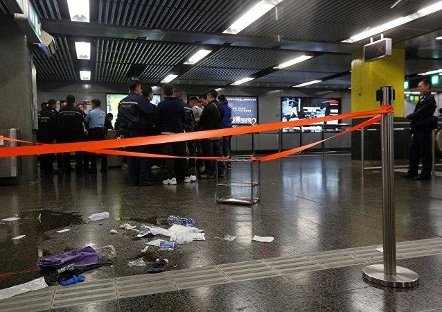 香港地铁将在火灾事件后重新制定安全规则