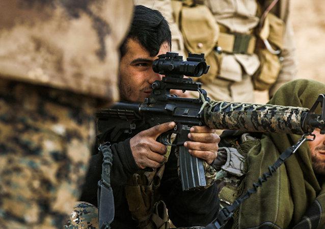 美特别代表:叙利亚问题方面美国没有简单的解决方案 冲突短期内不会停止
