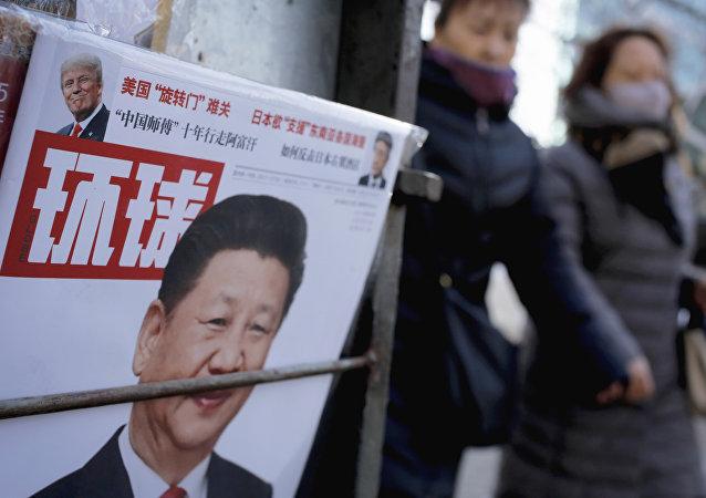 俄媒: 俄罗斯不干涉中国与邻国的岛屿争端