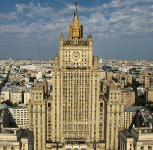 """俄外交部代表解释为何""""一带一路""""未被写入APEC成果性文件"""
