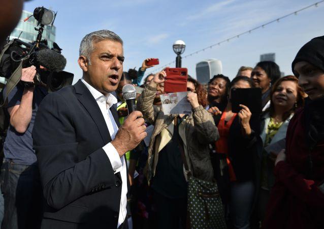 伦敦市长建议向放弃柴油车的车主发放3500英镑以内的鼓励金