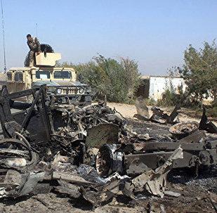 阿富汗法里亚布省遭迫击炮攻击 至少16人死亡