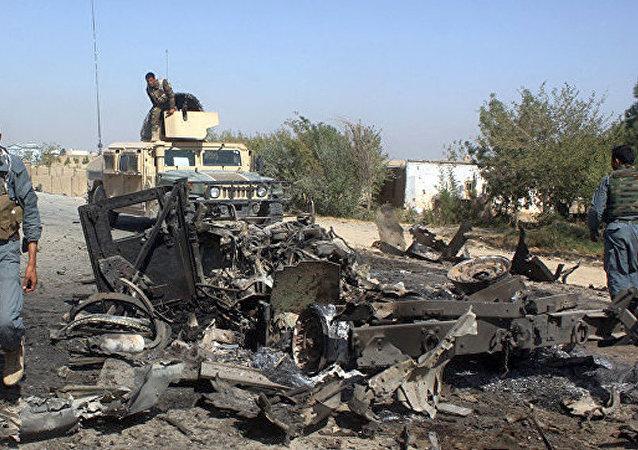 巴基斯坦塔利班头目在阿富汗被击毙