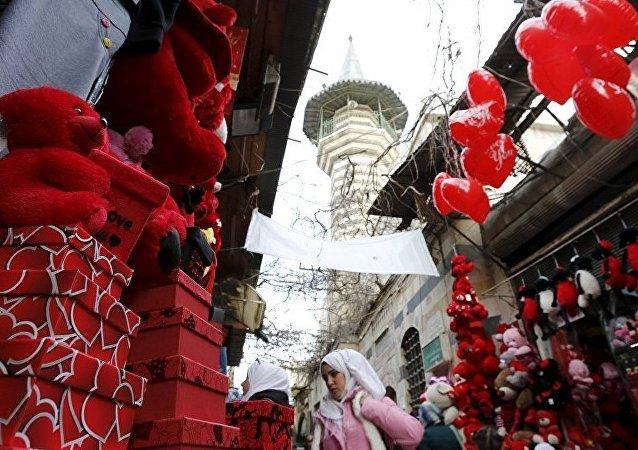 印尼西爪哇省禁止年轻人过情人节