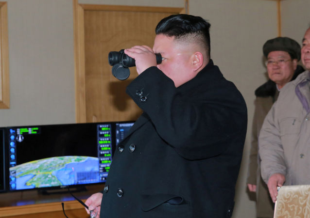 朝鲜为研发洲际弹道导弹进行新一轮火箭发动机试验