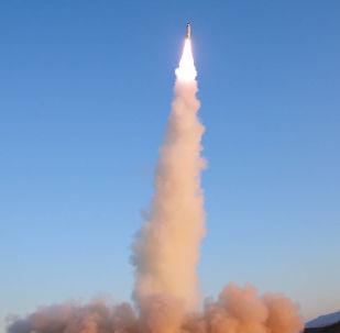 朝鮮導彈試驗