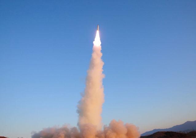 朝鲜导弹试验