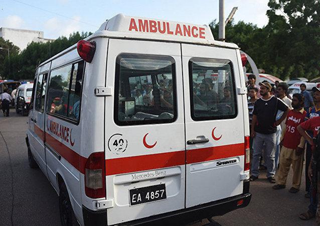电视台:巴基斯坦西北部爆炸死亡人数增至25人