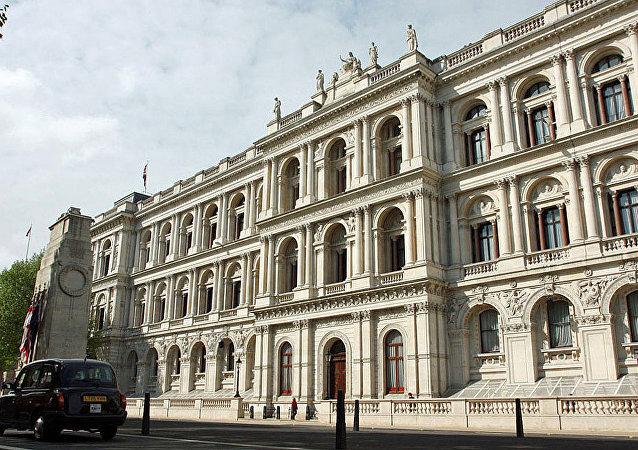 英国外交和联邦事务部