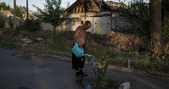 顿涅茨克洲场景