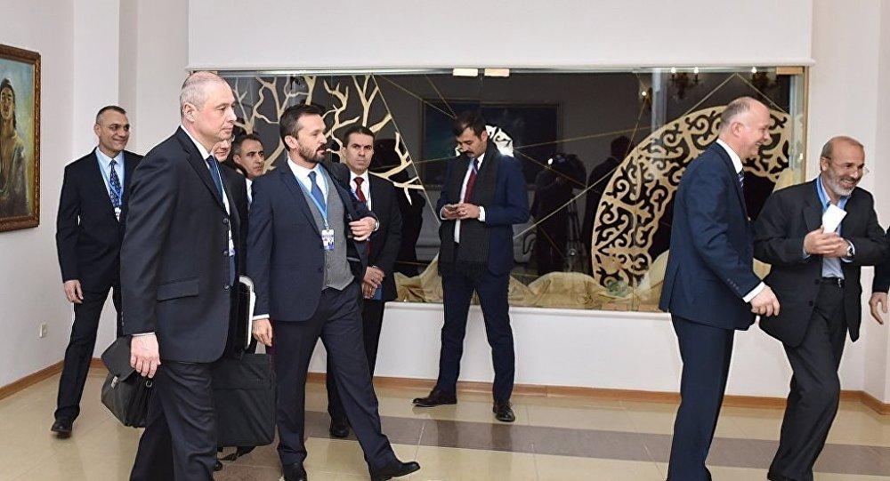 哈萨克斯坦外交部:叙问题阿斯塔纳会谈将讨论违反停火监督问题