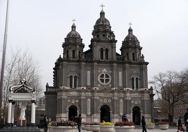 中国与梵蒂冈即将签署主教任命协议