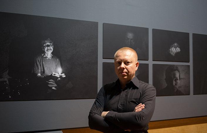 """""""今日俄罗斯""""国际通讯社摄影记者瓦列里·梅尔尼科夫"""