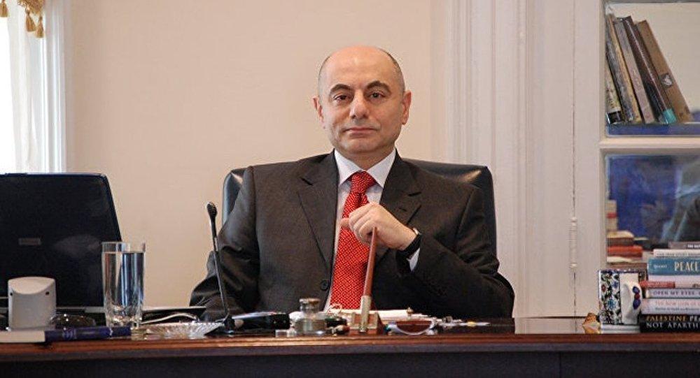 叙驻华大使专访:中方企业对在叙经营展示极大兴趣