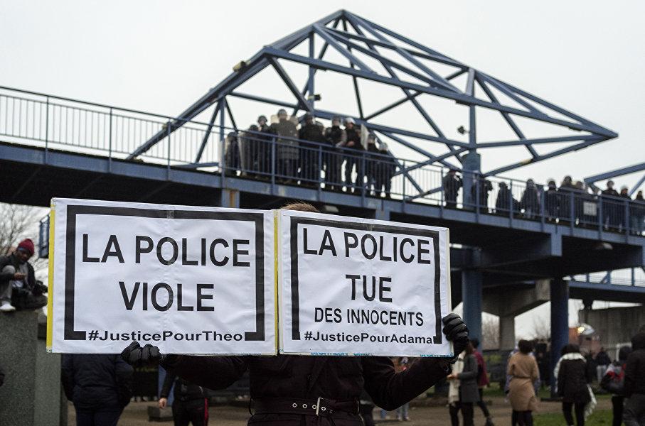 巴黎警方长期处于物资和人力资源不足的状态。
