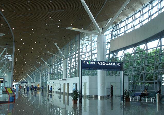 吉隆坡國際機場將進行消毒工作