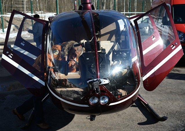 R-66直升机