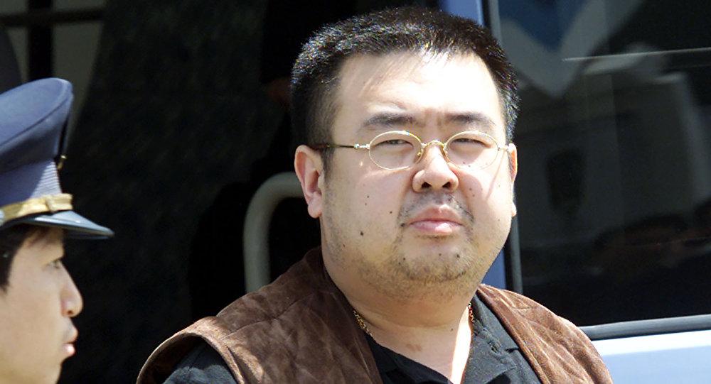 朝鲜已故领导人金正日的长子金正男