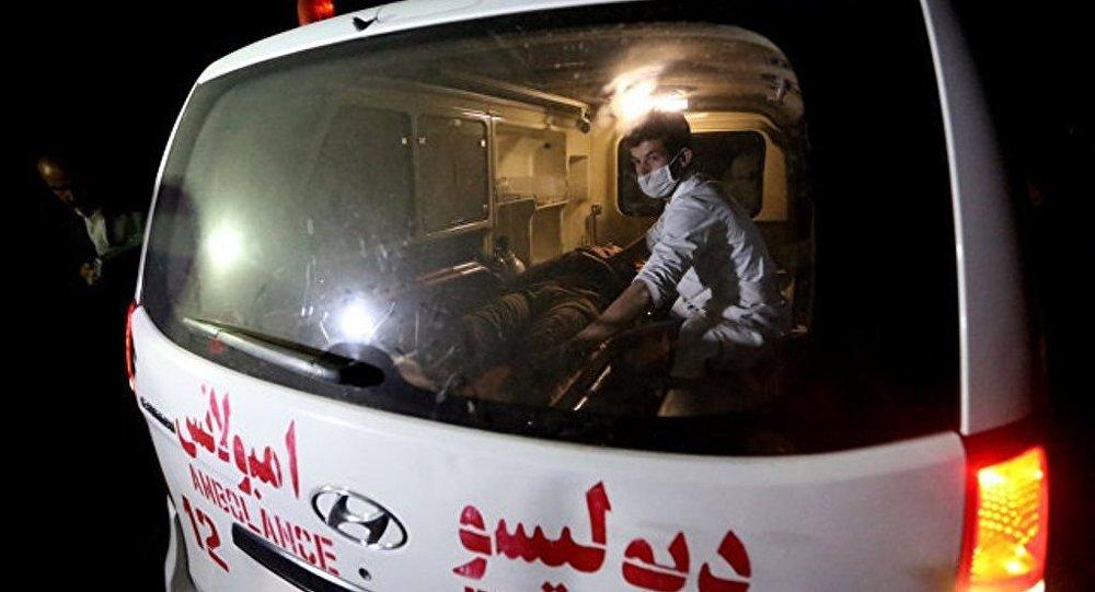 阿联酋驻阿富汗大使在恐怖袭击中受伤身亡