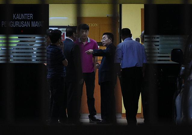 马来西亚不排除可能因金正男之死相关丑闻关闭朝鲜驻马使馆