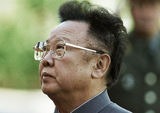 """俄铁总统讲述访问朝鲜并乘坐金正日的""""奔驰""""一事"""