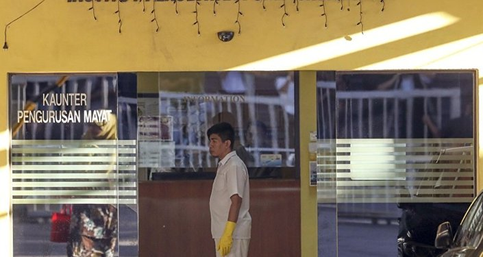 媒体:马来西亚政府将把金正男遗体交给朝鲜