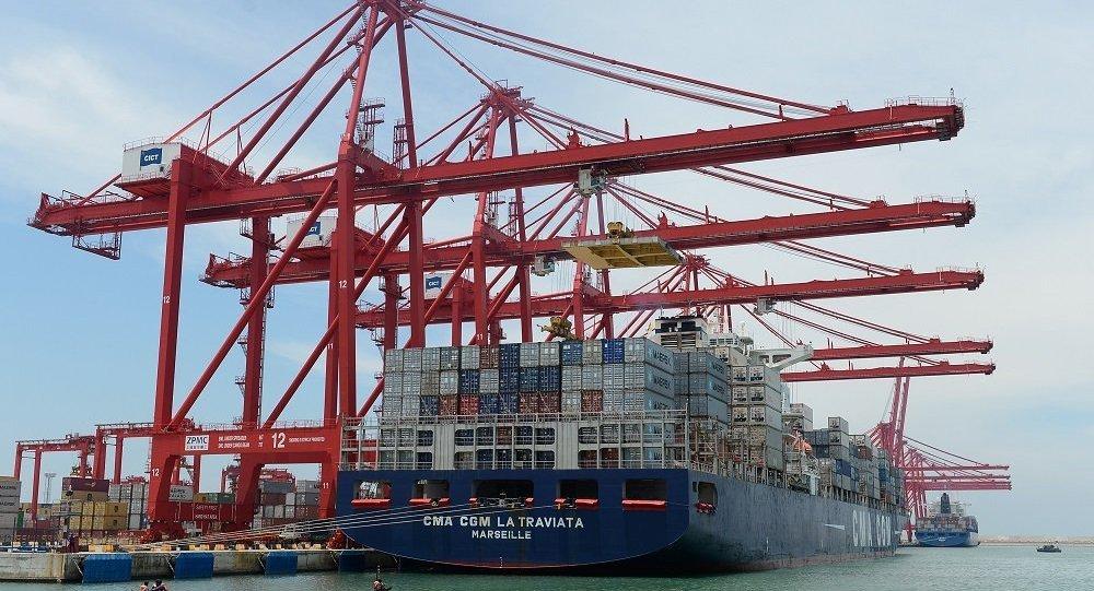 中国商务部:2016年中国首次成为斯里兰卡最大贸易伙伴和进口来源国