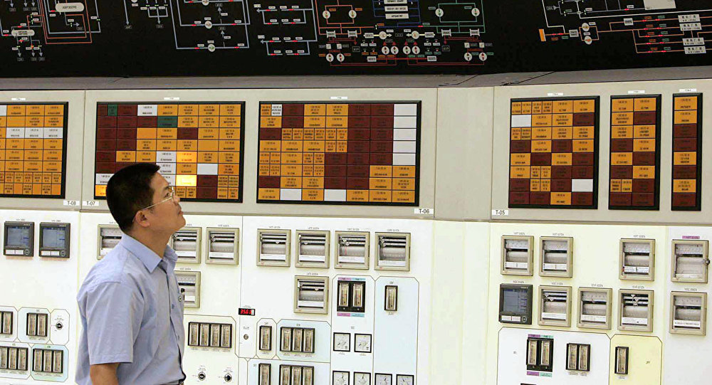 中国在国际核电服务市场获新突破