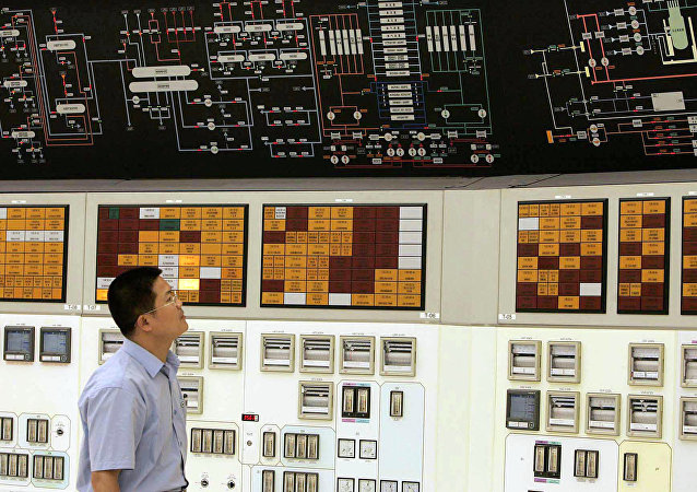 中国核电站