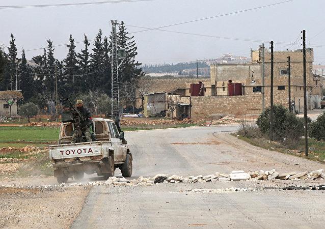 叙反对派人士齐聚利雅得出席统一会议