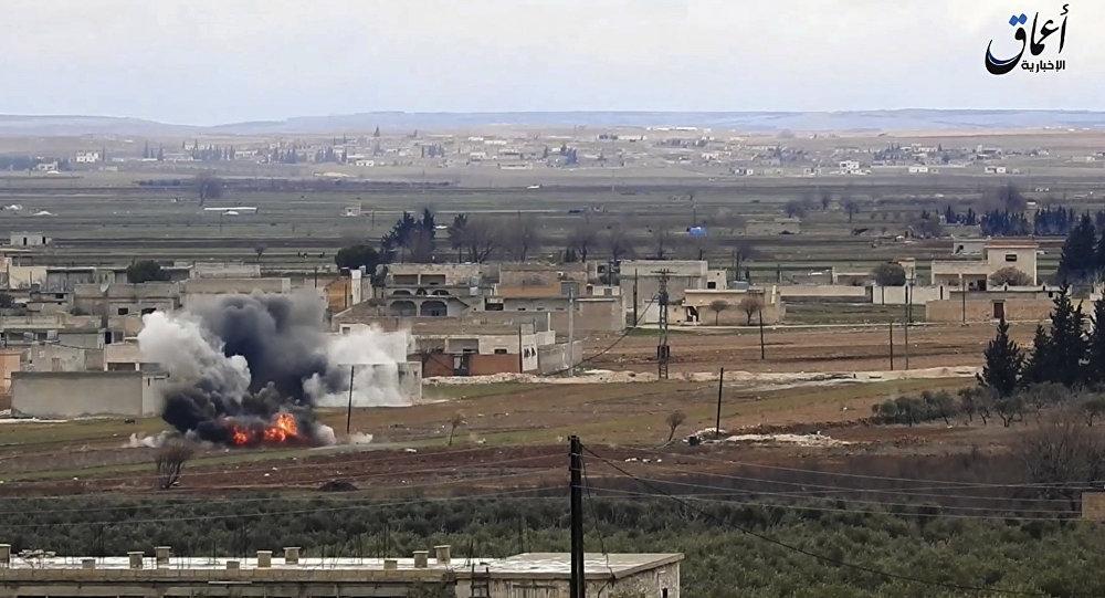 土耳其空袭叙阿夫林致9死13伤