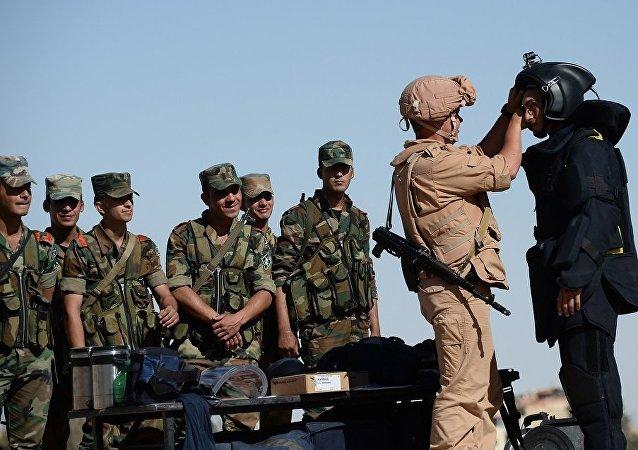 俄国防部:自2011年有近700万人离开叙利亚