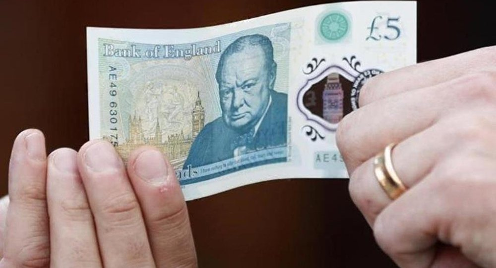 英国银行:不会考虑素食者抗议,含动物脂肪的货币将继续流通