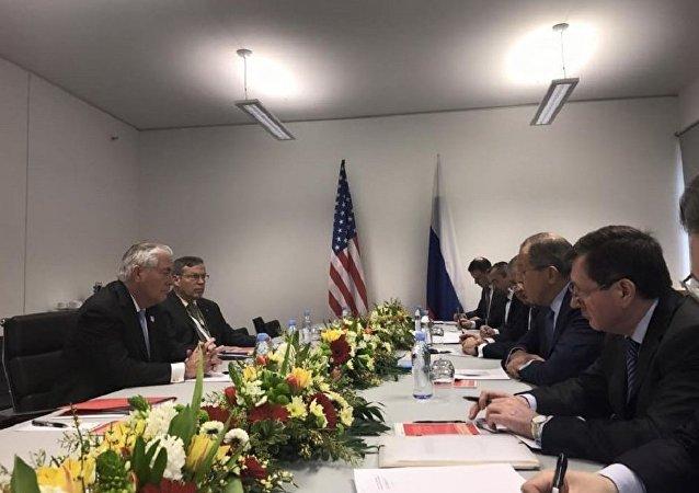 消息人士:俄羅斯建議美國著手開展安全問題談判