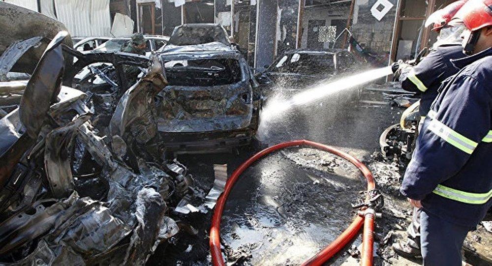 伊拉克内政部:巴格达发生爆炸48死