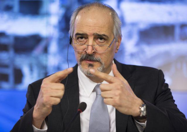 贾法里:对由4点组成的议程的协商一致是上轮日内瓦谈判的成绩