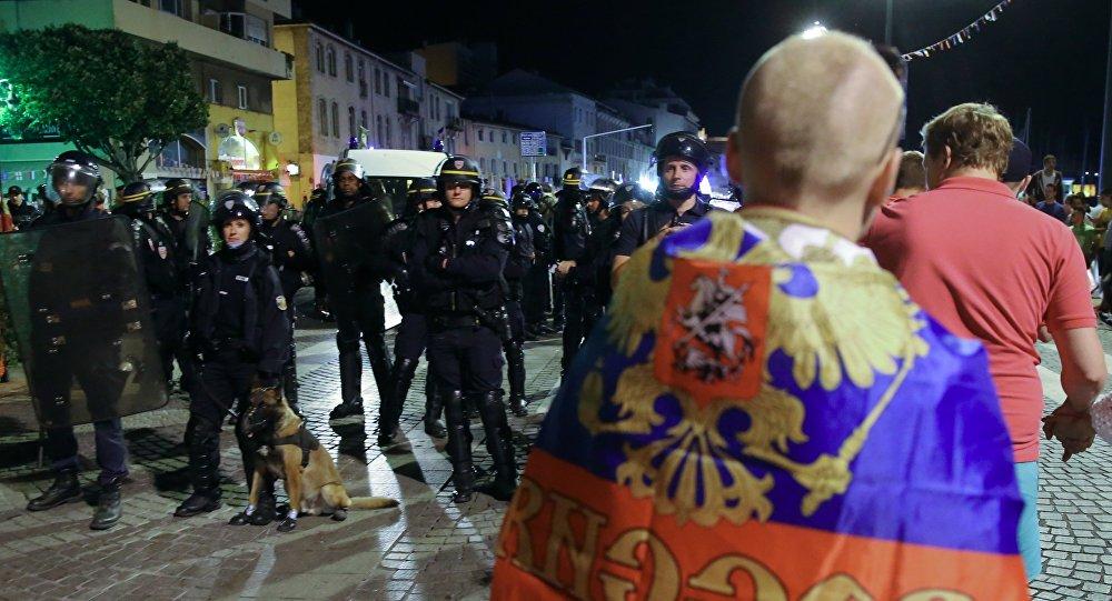 BBC播出记录片《俄罗斯的流氓军队》 讲述英俄球迷恩怨