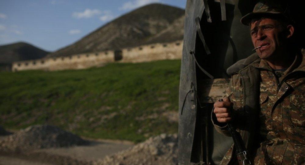集体安全条约组织呼吁通过和平途径解决纳卡冲突