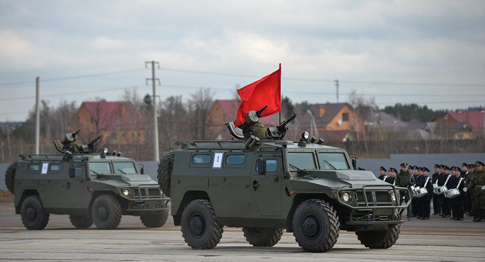 2016年哈萨克斯坦军队大炮新闻