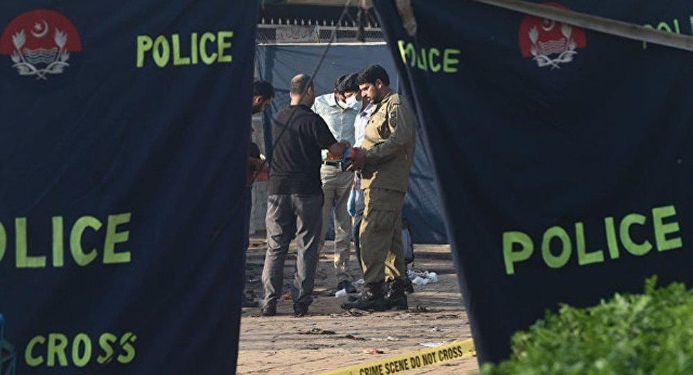 巴基斯坦遭恐袭后关闭与阿富汗边界