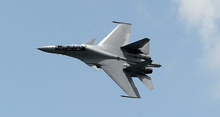 媒体:中国战机在东海上空拦截美国军机