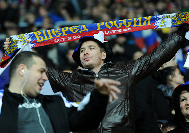 佩斯科夫:克里姆林宫并未观看BBC广播公司关于俄罗斯球迷的电影