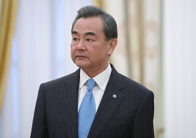 中国外长称俄中关系是全球稳定的中流砥柱