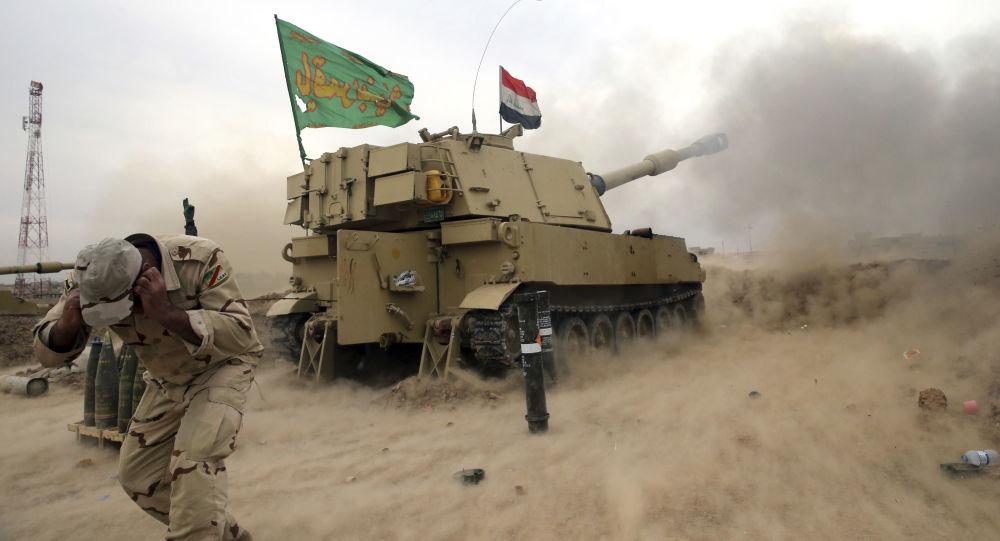 媒体:通往摩苏尔的最后道路已被切断  IS陷入罗网