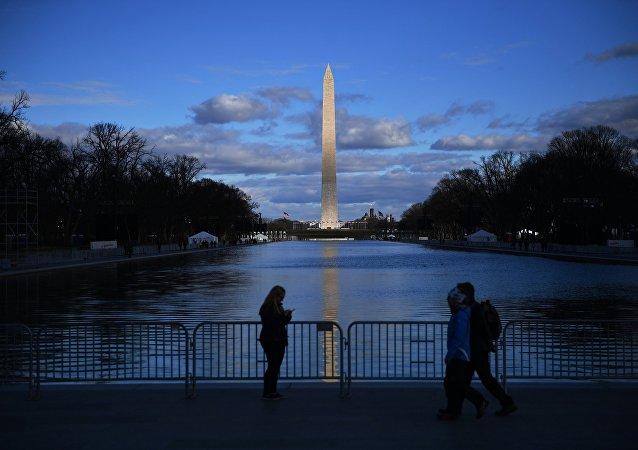 美国国会众议院通过赋予首都华盛顿特区州权法案