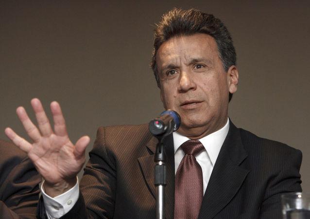 厄瓜多尔总统莱宁∙莫雷诺