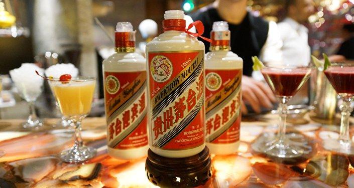 中国茅台集团总经理助理:让茅台酒飘香俄罗斯