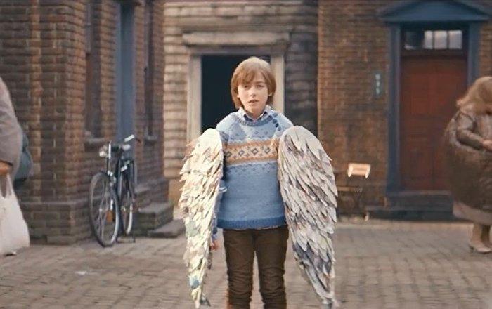 男孩成功瘦身并实现飞行梦想