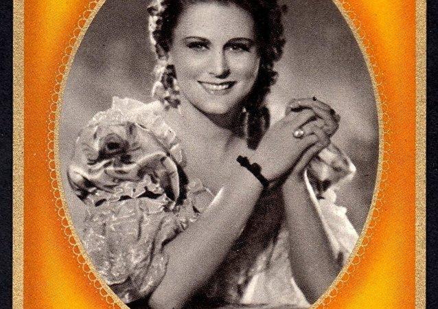 德国电影演员玛丽卡·罗克原来是苏联间谍